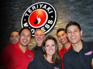 Own a Teriyaki Madness franchise