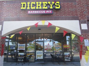 Open a Dickey's Barbecue Pit franchise near you