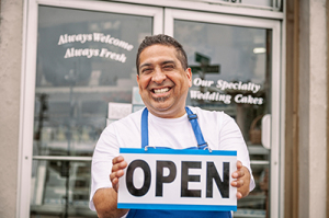 Use your tax refund to open a franchise
