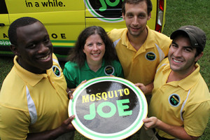 Mosquito Joe Gulf Coast Alabama