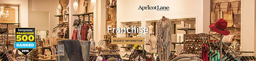 the Apricot Lane Boutiques Franchise Opportunity