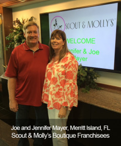 New Scout & Molly's Franchisees