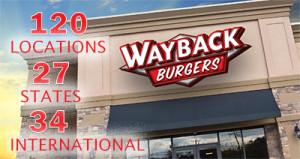 Wayback Burgers Franchise